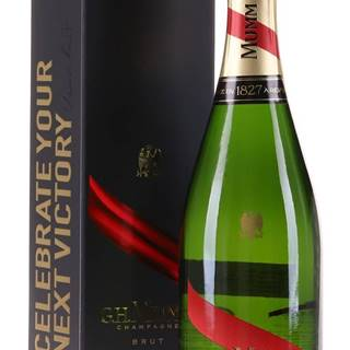 G.H. Mumm Cordon Rouge Brut Usain Bolt Limited Edition 12% 0,75l