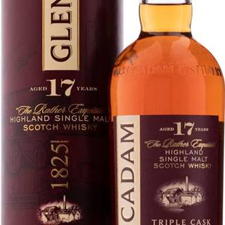 Glencadam 17 ročná Old Triple Cask Portwood Finish 46% 0,7l