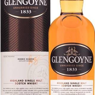 Glengoyne 18 ročná 43% 0,7l