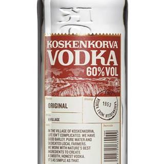 Koskenkorva Original 1l 60%