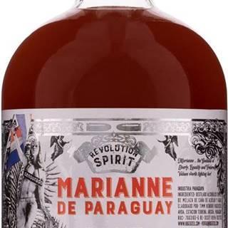 Marianne de Paraguay Oak Aged Rum 40% 0,7l