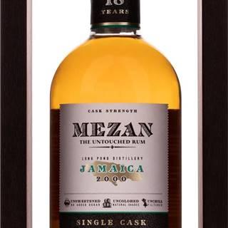 Mezan Jamaica 2000 Cask No. 003 57,95% 0,7l