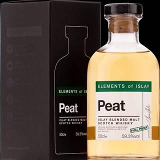 Peat – Full Proof Elements of Islay 59,3% 0,5l