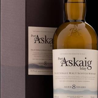 Port Askaig 8 ročná 45,8% 0,7l