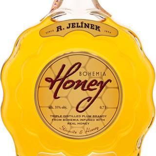 Rudolf Jelínek Slivovica Bohemia Honey 35% 0,7l