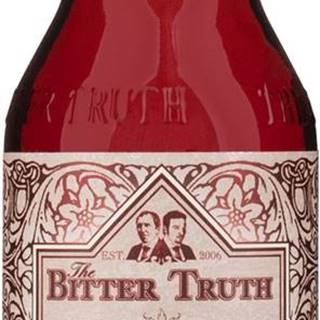 The Bitter Truth Creole Bitters 39% 0,2l