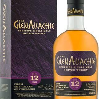 The GlenAllachie 12 ročná 46% 0,7l