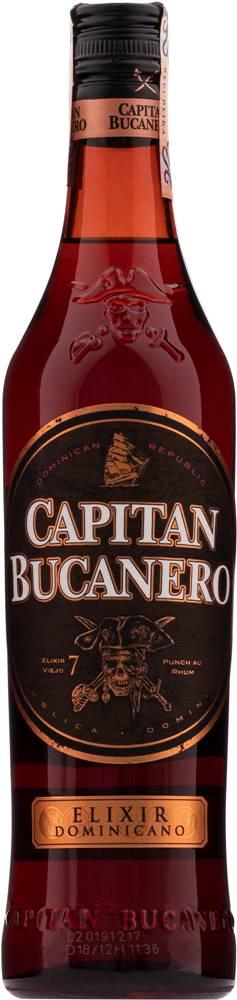 Capitan Bucanero Capitan Bucanero Elixir 34% 0,7l