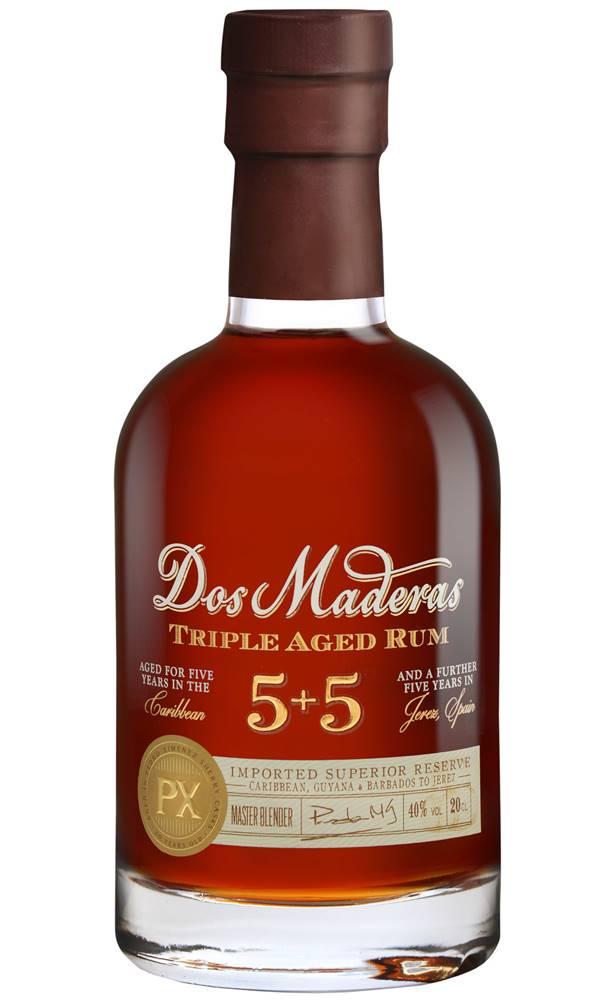 Dos Maderas Dos Maderas PX (5+5) 0,2l 40%
