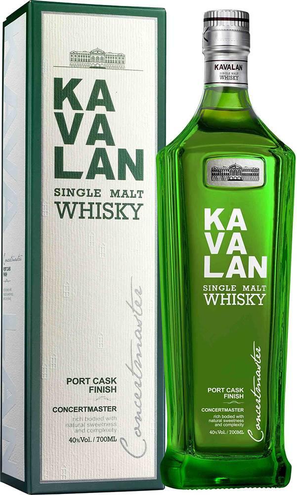 Kavalan Kavalan Concertmaster 40% 0,7l