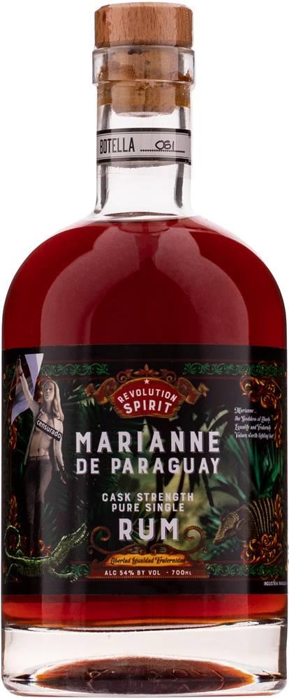 Hogerzeil Marianne de Paraguay Cask Strength 54% 0,7l