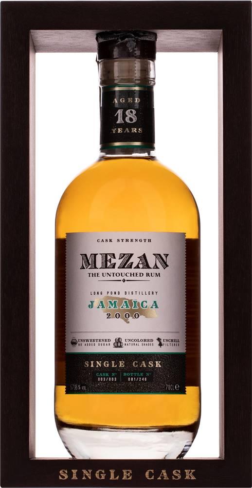 Mezan Mezan Jamaica 2000 Cask No. 003 57,95% 0,7l