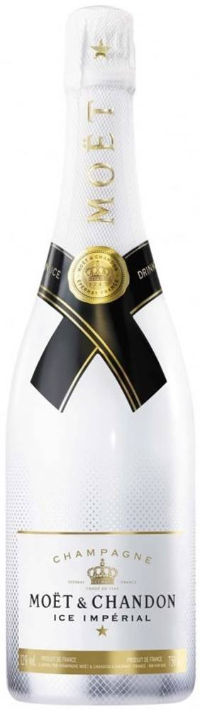 Moët Chandon Moët & Chandon Ice Imperiál 12% 0,75l