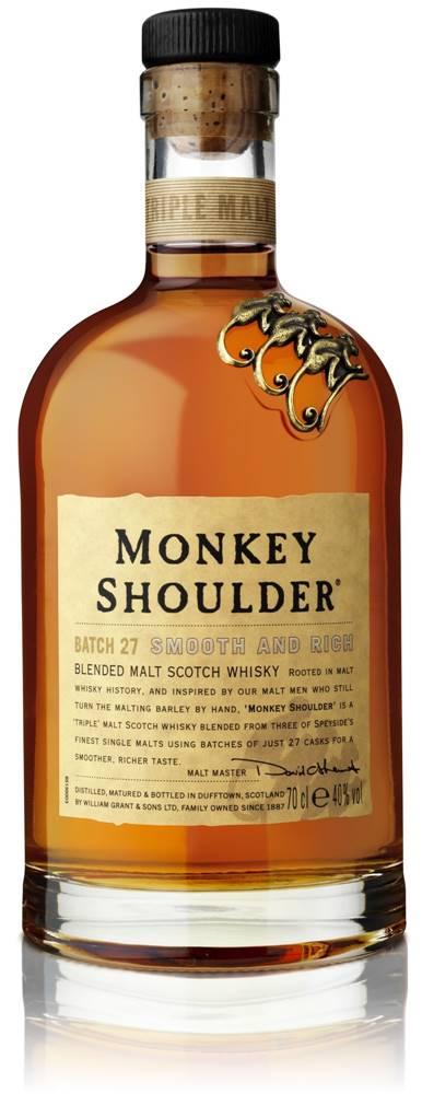 Monkey Shoulder Monkey Shoulder 40% 0,7l