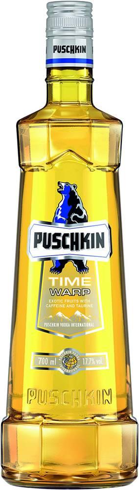 Puschkin Puschkin Time Warp 17,7% 0,7l