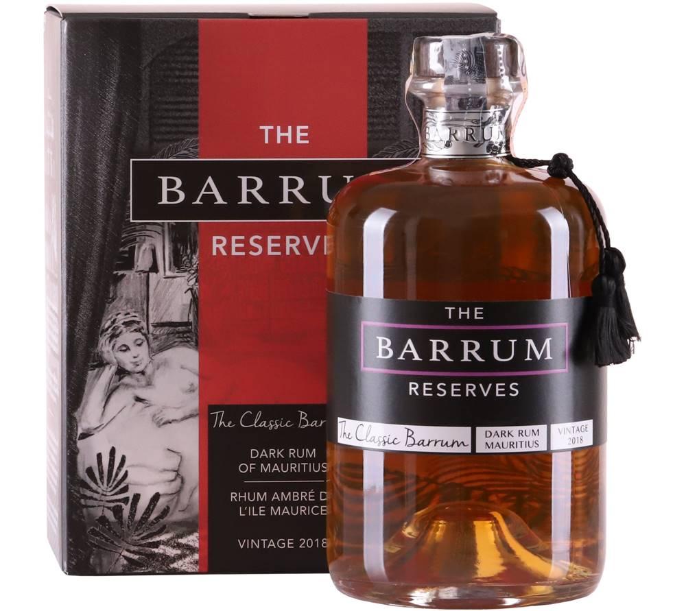 The Barrum The Barrum Classic Dark Rum 40% 0,7l