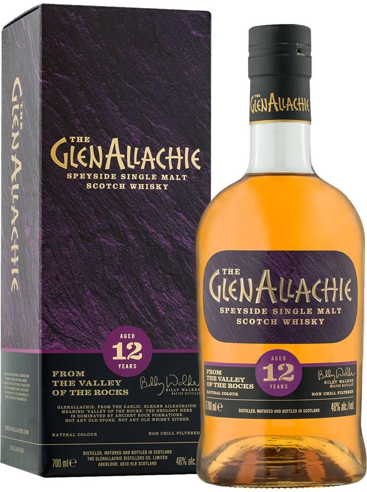 The GlenAllachie The GlenAllachie 12 ročná 46% 0,7l
