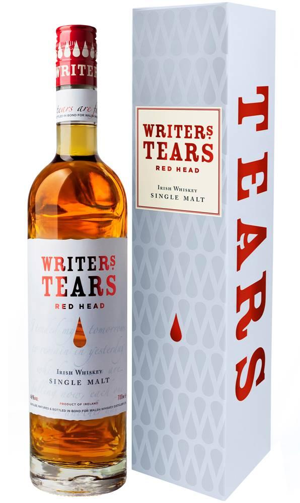 Writers Tears Writers Tears Red Head 46% 0,7l