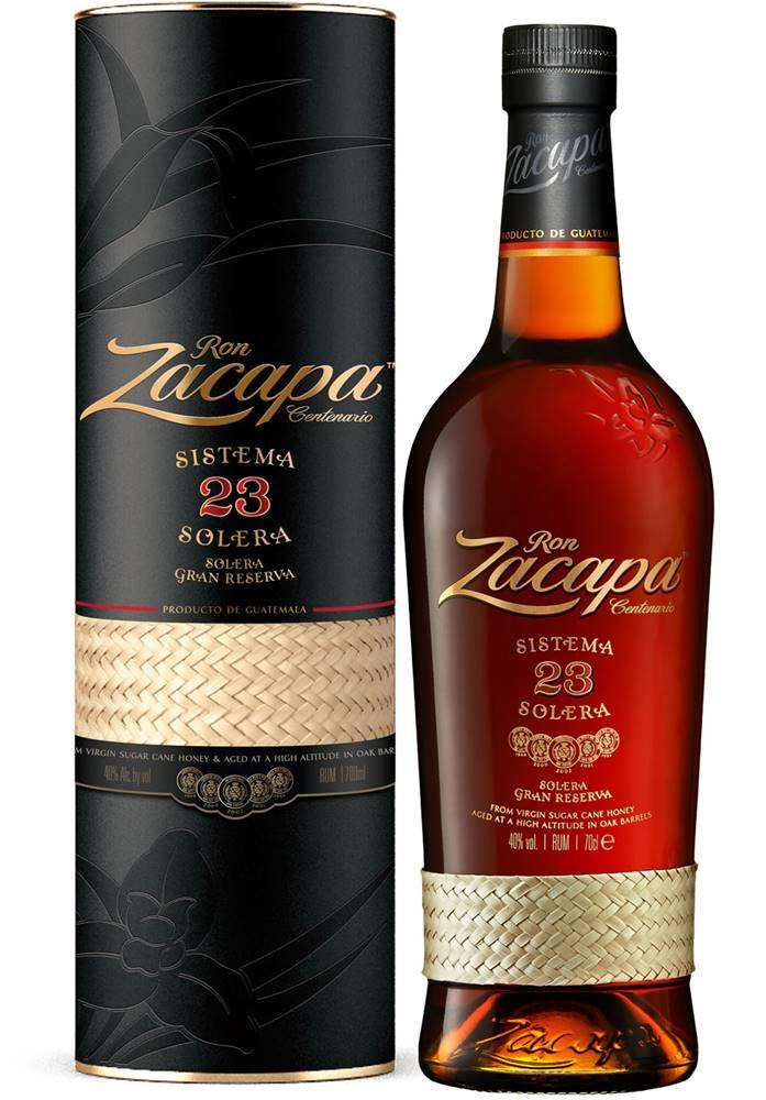 Zacapa Zacapa Centenario 23 40% 0,7l