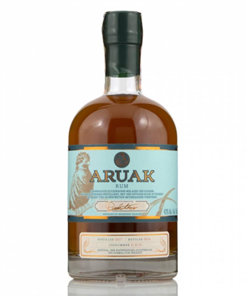 Mhoba Aruak Rum + GB 0,5L (43%)