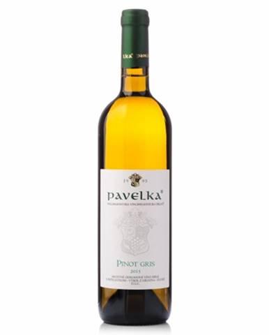 Pavelka Pinot Gris Víno 0,75L