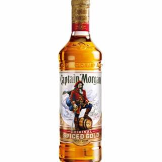 Captain Morgan Gold Spiced 0,7l (35%)