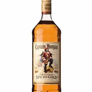 Captain Morgan Gold Spiced 1l (35%)