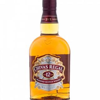 Chivas Regal 12Y 0,7l (40%)