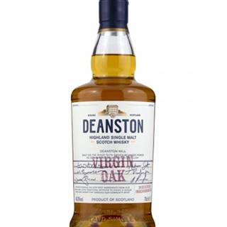 Deanston Virgin Oak Whisky + GB 46,3% 0,7L