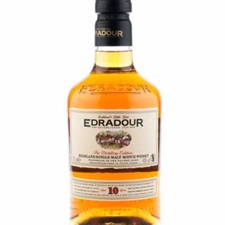 Edradour Whisky 10Y + GB 0,7l (40%)