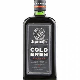 Jägermeister Cold Brew Coffee 0,5L (33%)