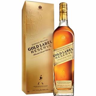 Johnnie Walker Gold Reserve 0,7l (40%)