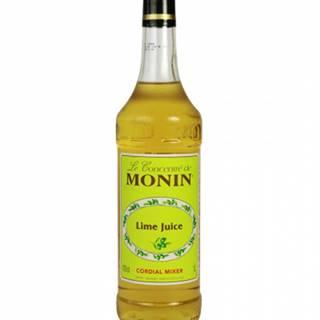 Monin Lime Juice Sirup 1l