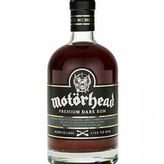 Motörhead Premium Dark Rum 0,7l (40%)