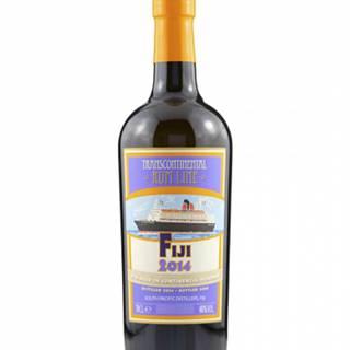 Transcontinental Rum Line Fiji 2014 0,7l + GB (48%)