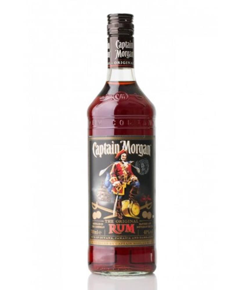 Captain Morgan Captain Morgan Black Label 0,7l (40%)