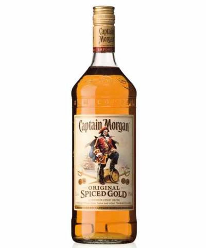 Captain Morgan Captain Morgan Gold Spiced 1l (35%)