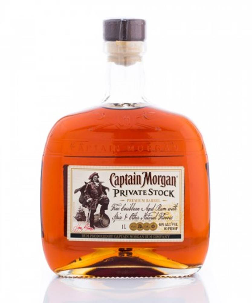 Captain Morgan Captain Morgan Private Stock 1l (40%)
