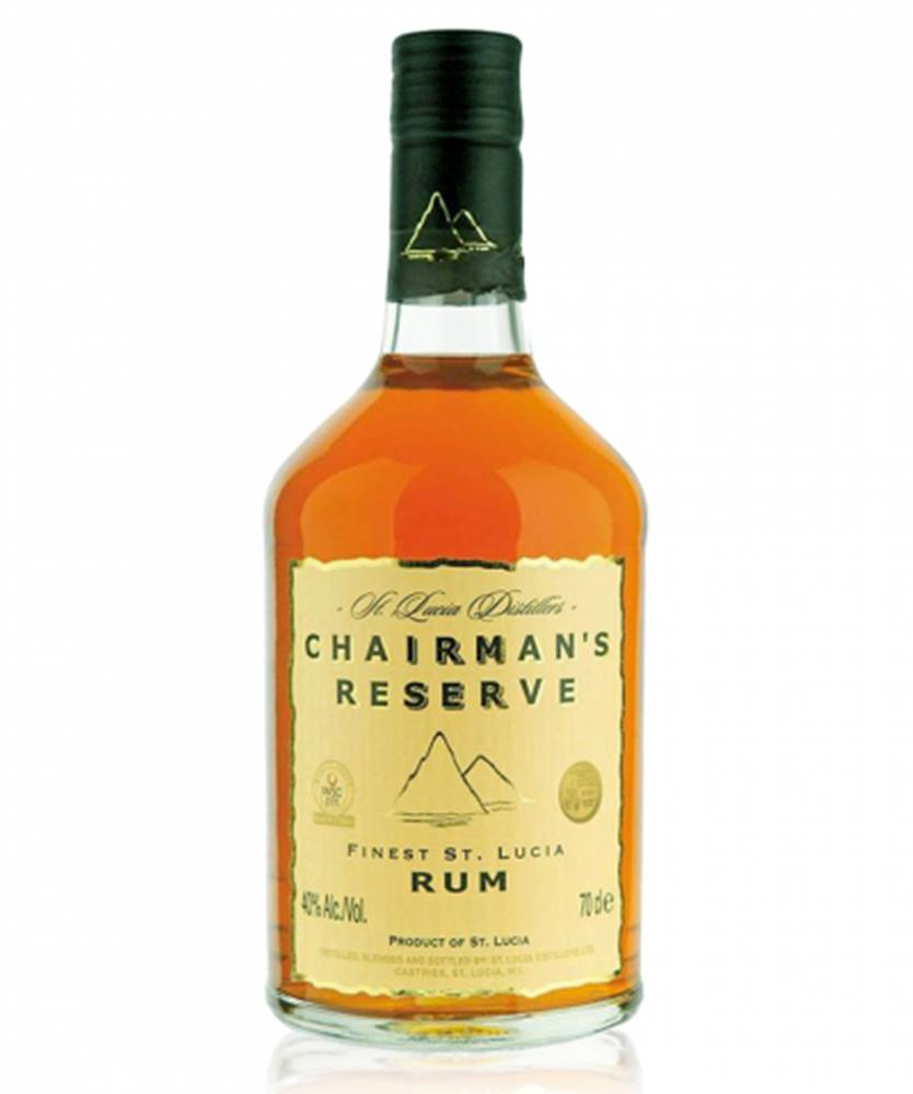 St. Lucia Distillers Limited Chairman&