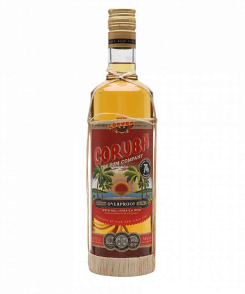 Lion Nathan Limited Coruba 74 Rum 0,7l (74%)
