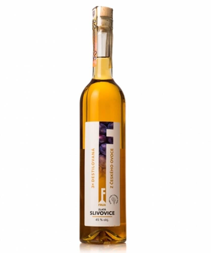 Jufa Frux Slivovica zlatá 0,7l (45%)