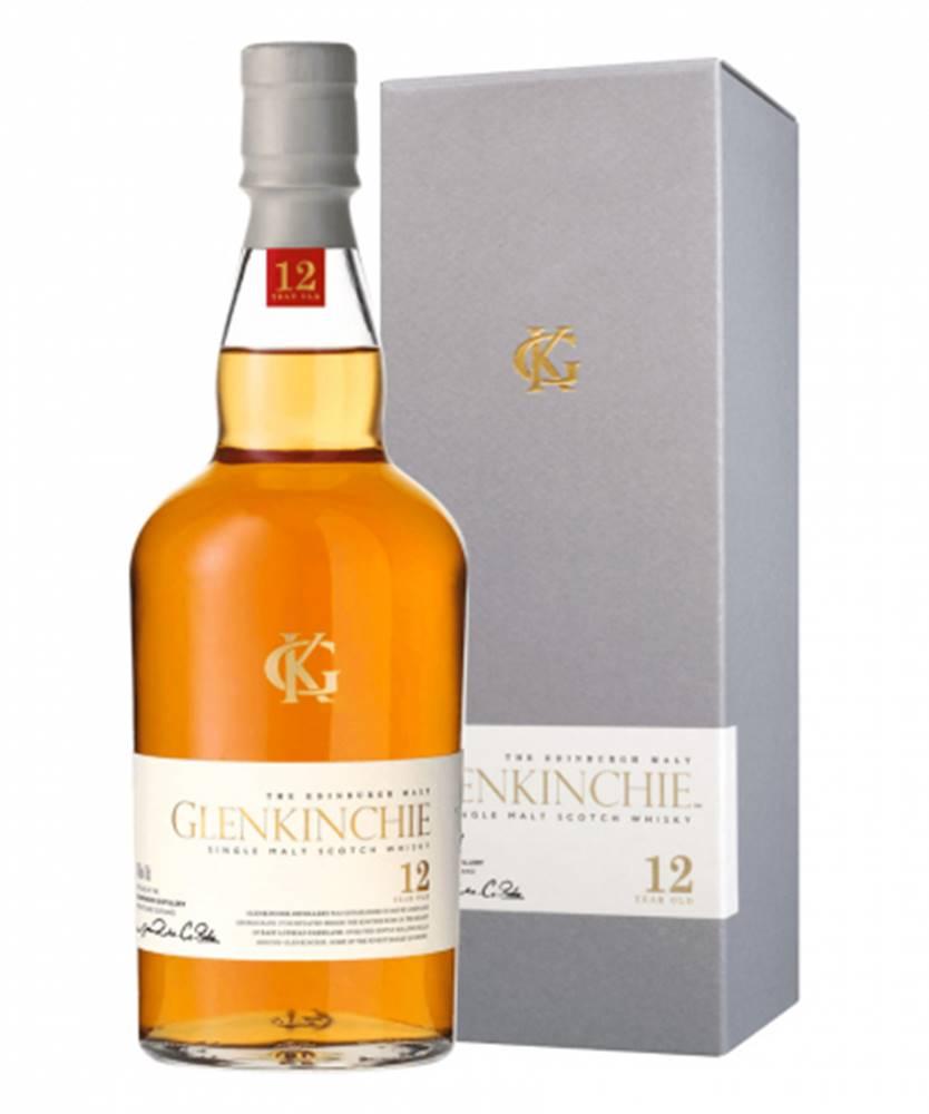 Glenkinchie Glenkinchie 12Y whisky 0,7L (43%)