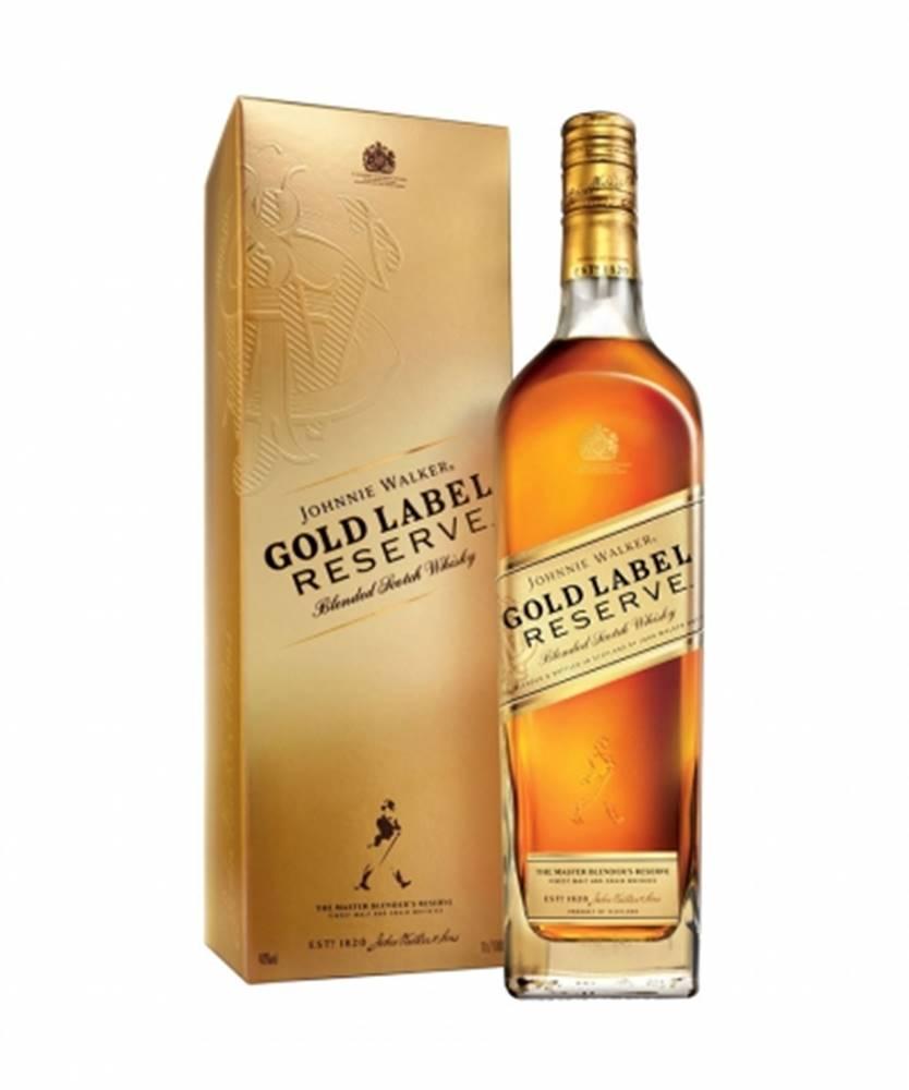 Johnnie Walker Johnnie Walker Gold Reserve 0,7l (40%)