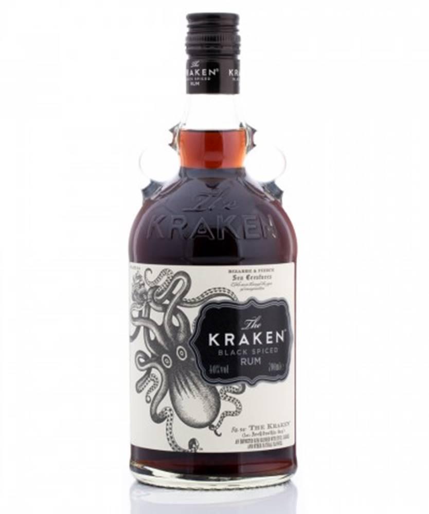 Proximo Spirits Kraken Black Spiced Rum 0,7l (40%)