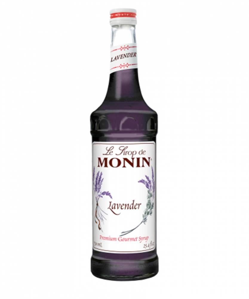 Monin Monin Levandule Sirup 1l