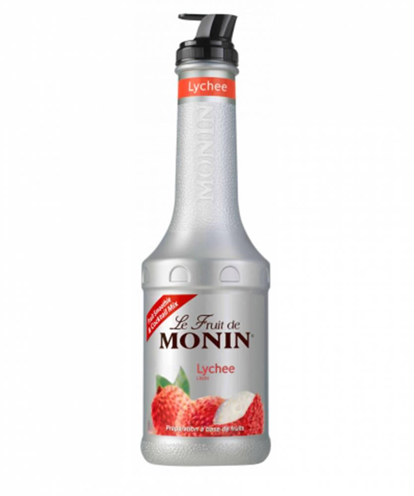 Monin Monin Lychee Purée 1l