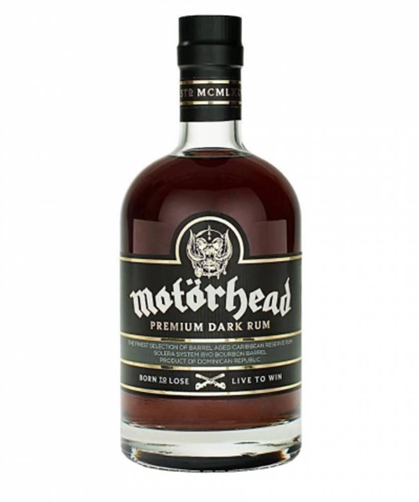 Götene Vin & Spritfabrik Motörhead Premium Dark Rum 0,7l (40%)