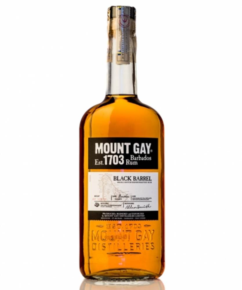 Mount Gay Mount Gay Black Barrel 0,7l (43%)
