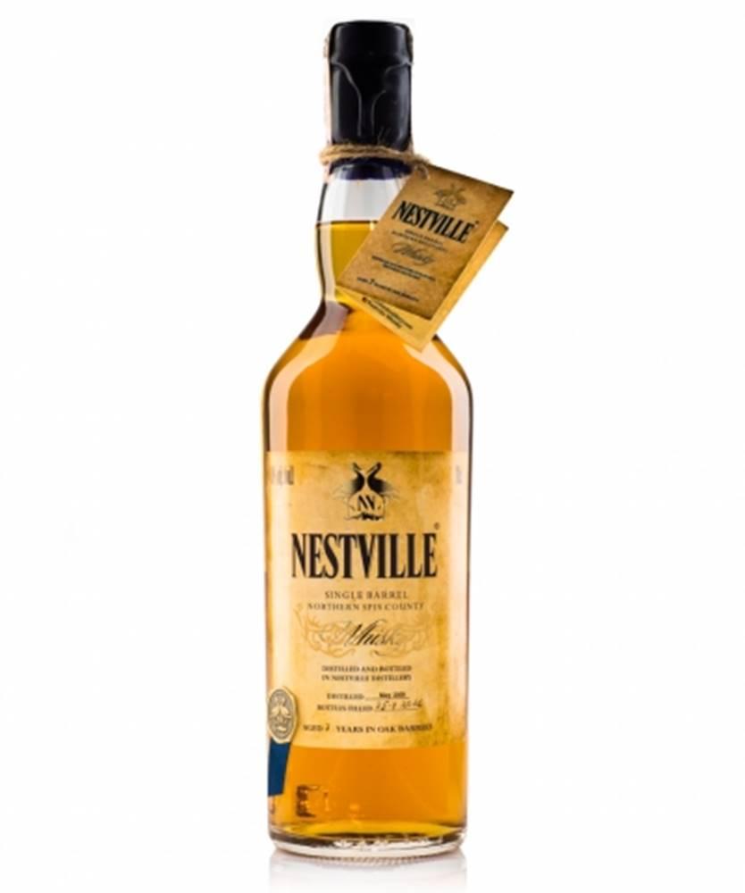 Nestville Nestville Whisky Single Barrel + GB 0,7l (40%)