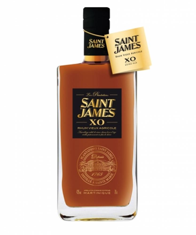 Saint James Saint James Vieux XO 0,7l (43%)